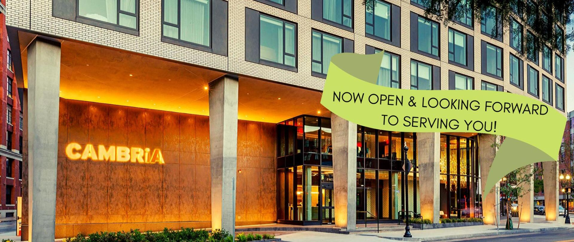 NOW OPEN & LOOKING FORWARD TO SERVING YOU SOON!.png