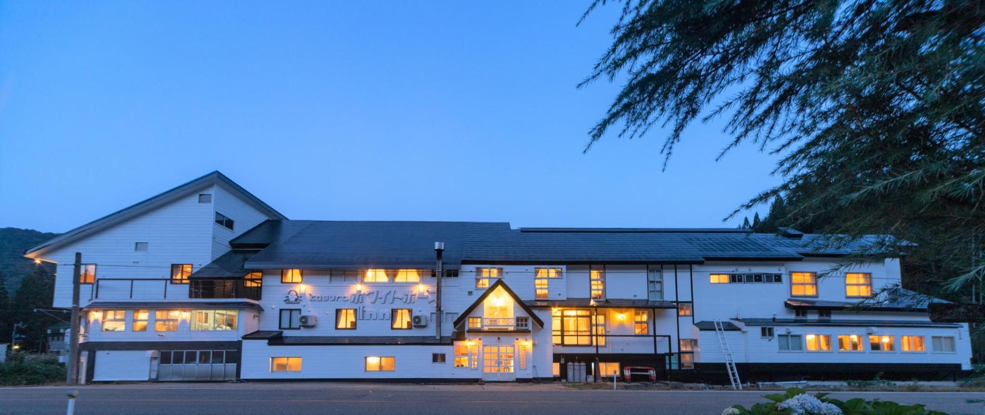 神樂白馬酒店