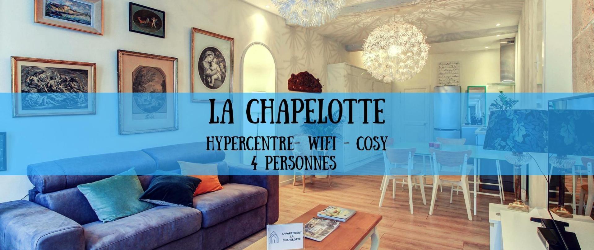 LA CHAPELOTTE - LE FORMEL