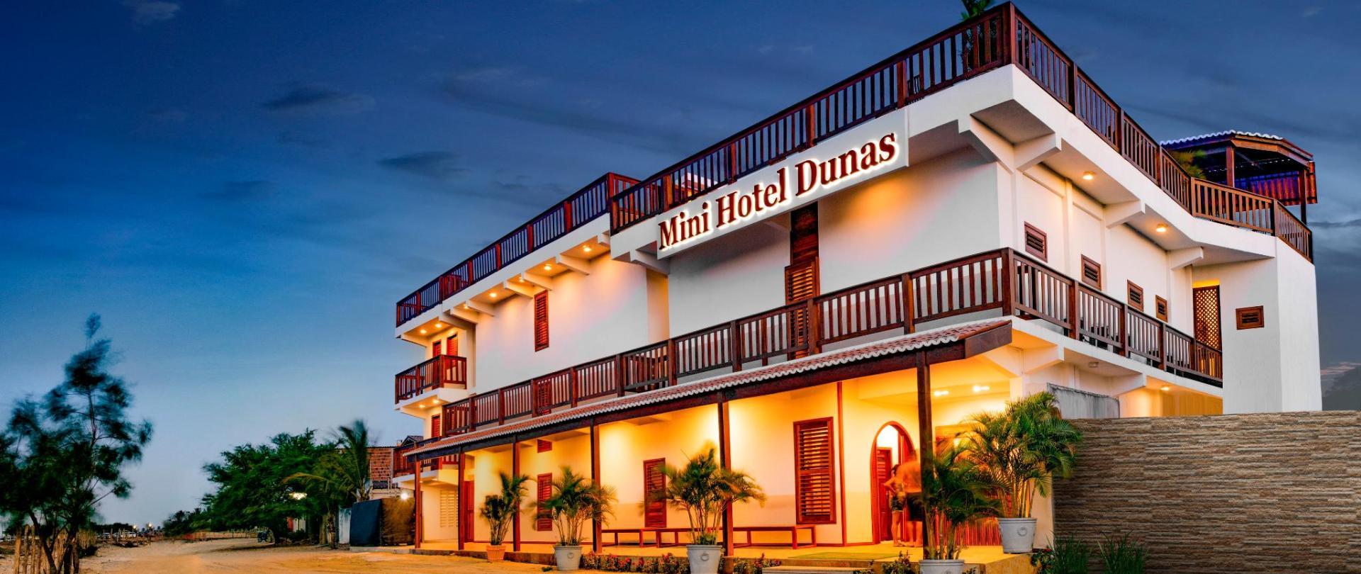 Site oficial Mini Hotel Dunas | Hotéis em Jericoacoara