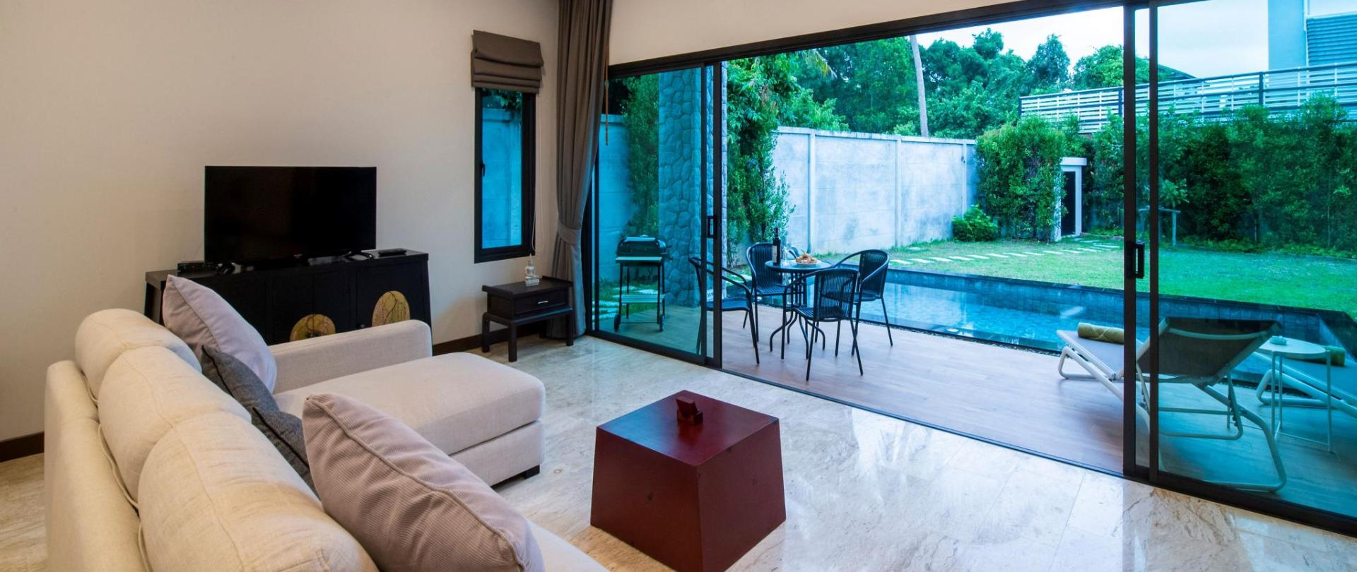 Acasia Pool Villas Chalong Phuket