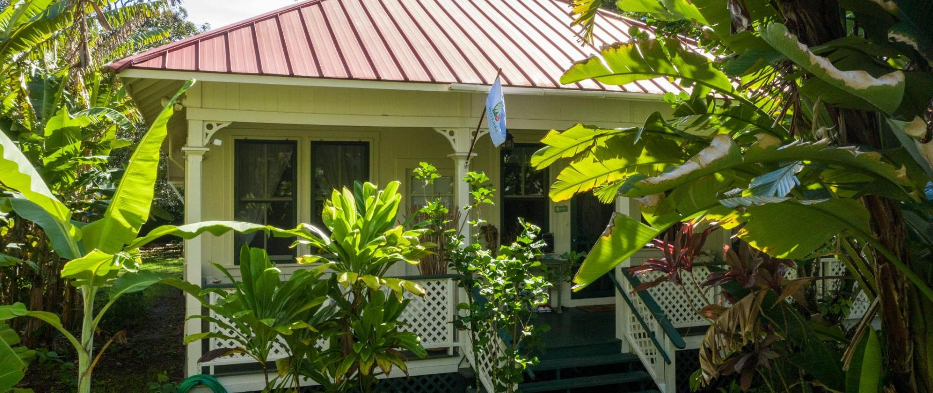 Hale O Kauka Healing Garden