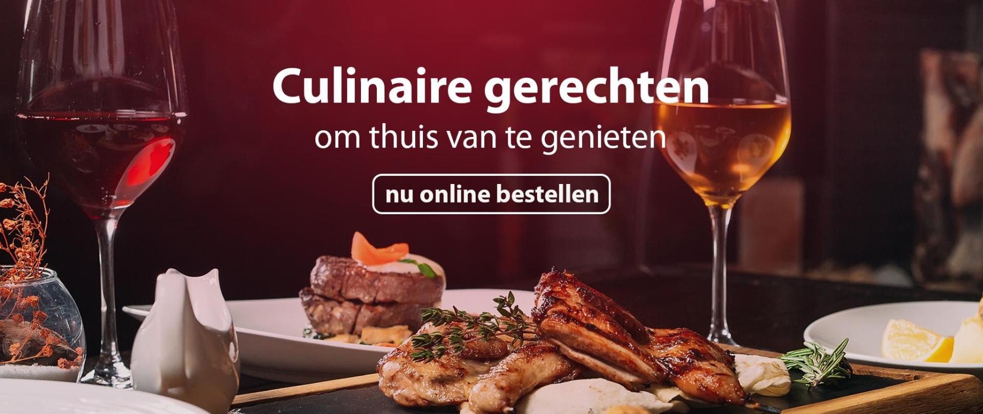 afhaalgerechten van Restaurant Oosth & De Wethouder