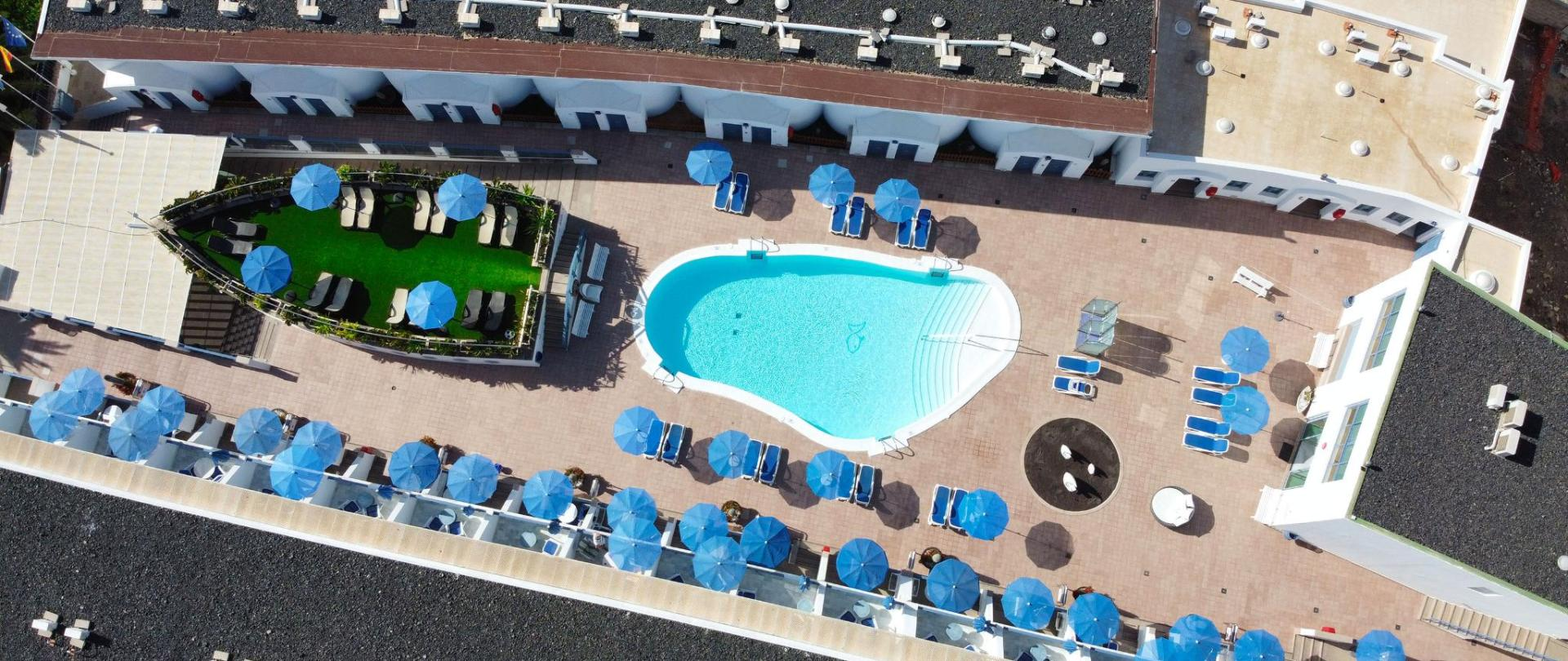 Pool Sun Terrace Igramar Morro Jable