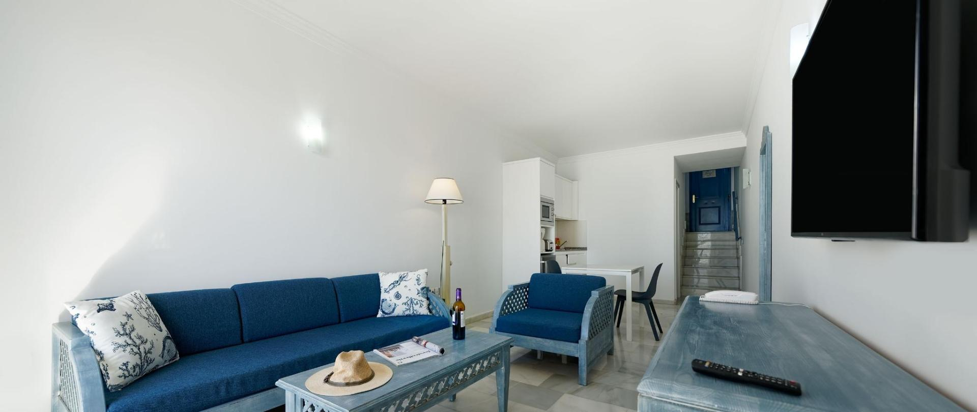 Livingroom Apartment Igramar Morro Jable