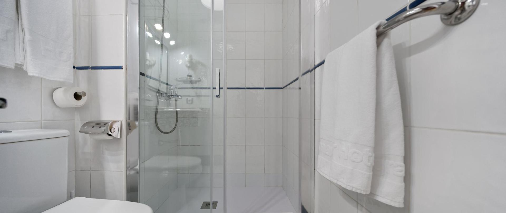 Bathroom Shower Igramar Morro Jable