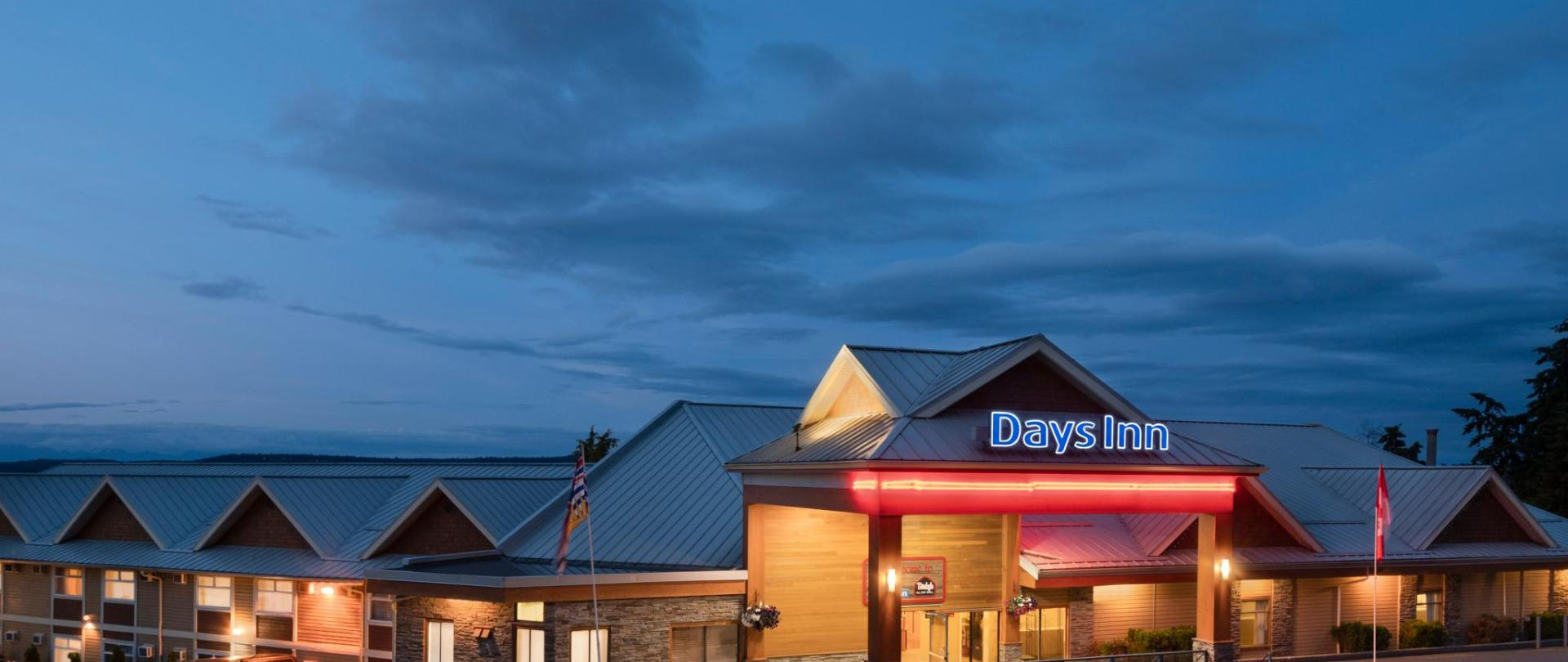 Days Inn Nanaimo - Exterior - 1446713.jpg
