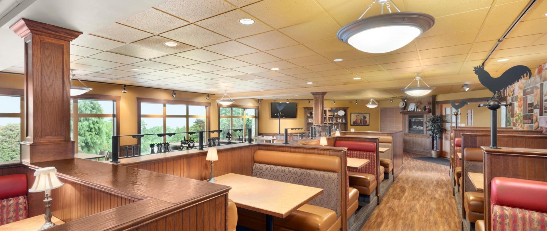 Days Inn Nanaimo - Ricky's Grill Restaurant - 1446740.jpg