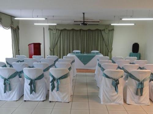 Salones de Conferencias