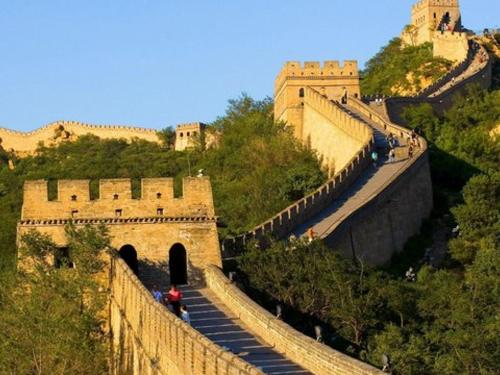 Tour A: The Great Wall & Chang Tomb