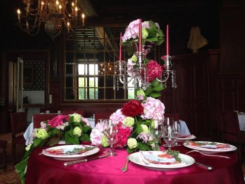 "The ""La Rochefoucauld"" Restaurant"