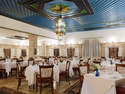 The Main Dining Room Of Hotel Located In House A Gracious Traditional Setting We Offer Varied Menu Which Includes Middle Eastern Dishes