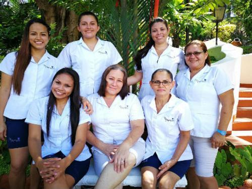 La Mariposa Staff