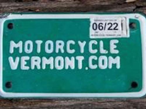 Motorcycle Vermont.Com