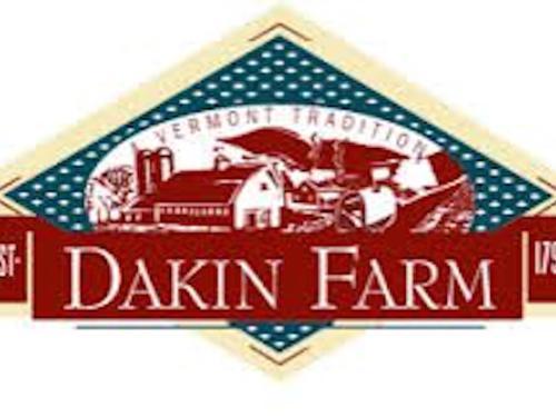 Logo for Dakin Farm