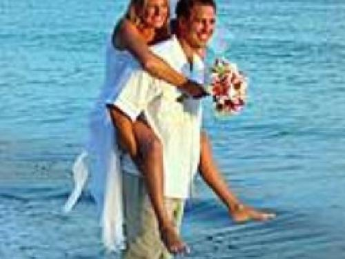 Getting Married in Paradise