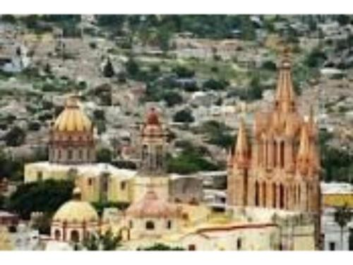 San Miguel is the #1 city to visit in the world