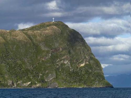Navegación por el Estrecho de Magallanes