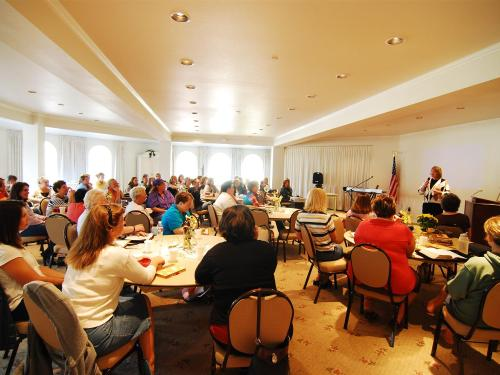 Groups Meet Midweek & Save