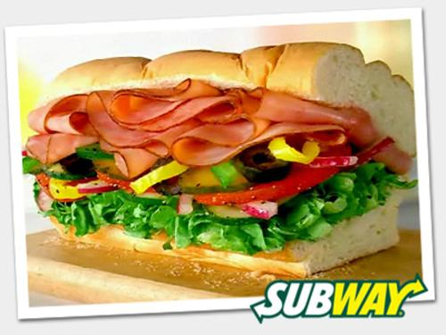Sandwiches - Subway
