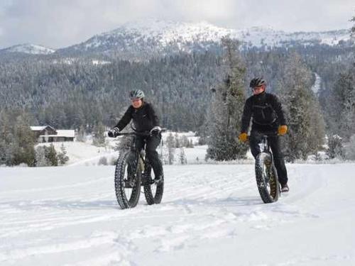 2018 Snow Bikes