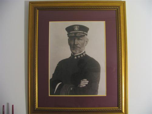 Admiral Sims' House