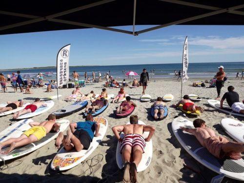 Beaches, Scuba & Surfing