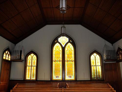 Ashby Chapel