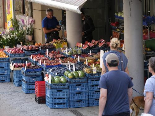 Restaurants and Markets