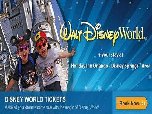 Ticket Package - Walt Disney World