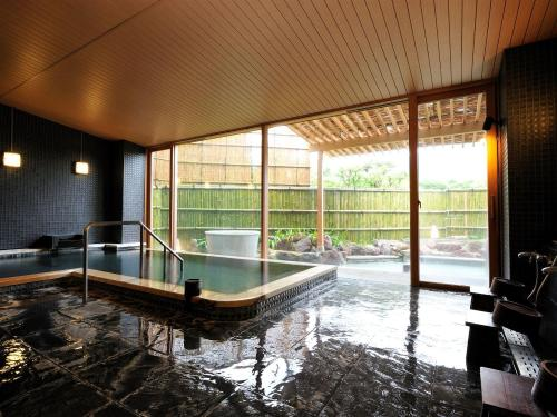 Open-air Onsen - A Heaven on Earth