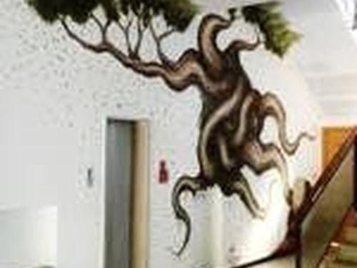 #1STFLOOR  #hotelarca #collicolaonthewalloutdoor #obqueberry