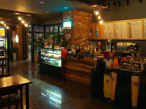Café en restaurant