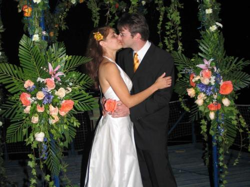 Your wedding on the beach