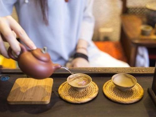 Dienstleistungen in Aroma Tea House