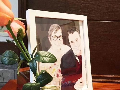 2016 Honeymoon In Aroma Tea House