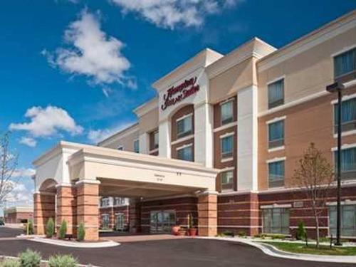 Saginaw Hampton Inn & Suites