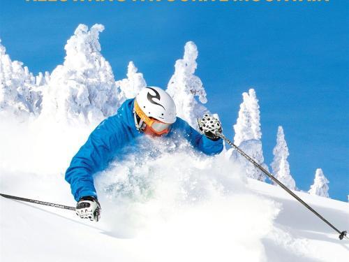 Alojarse y esquí