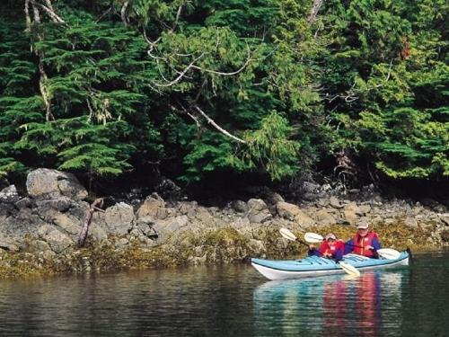 Visit Quadra Island