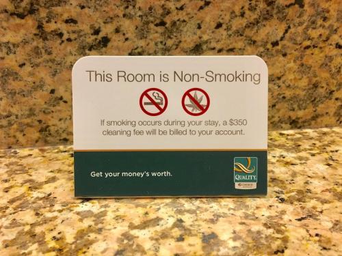 Non-Smoking Policy