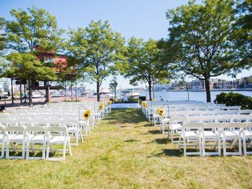 Our Stunning Waterfront Garden Is Located At The End Of Inner Harbor S Pier 5