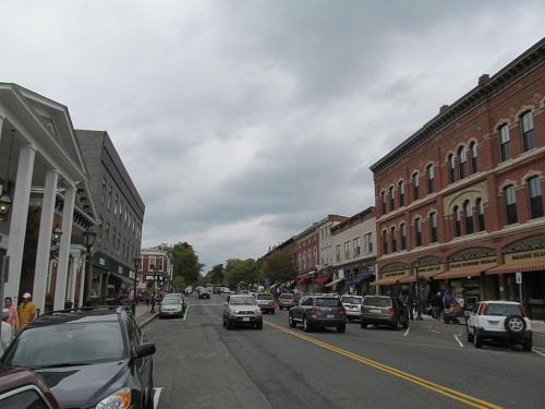 The Towns of the Berkshires