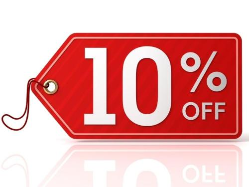 STAY 2 NIGHTS, GET 10% OFF