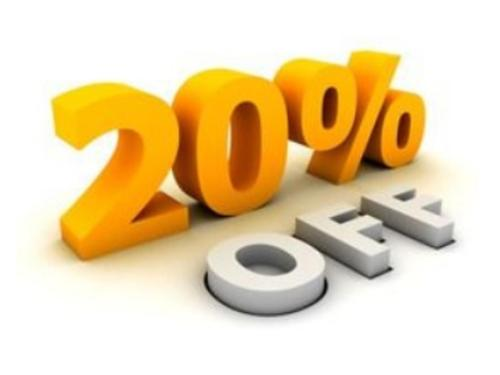Stay 4 nights and save 20%