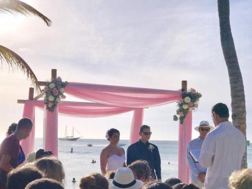 Testimonios de boda