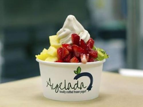 Local Frozen Yogurt!