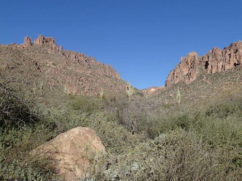 Finding the Lost Dutchman Mine