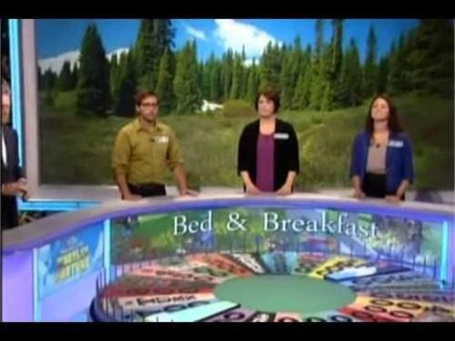 On Wheel of Fortune
