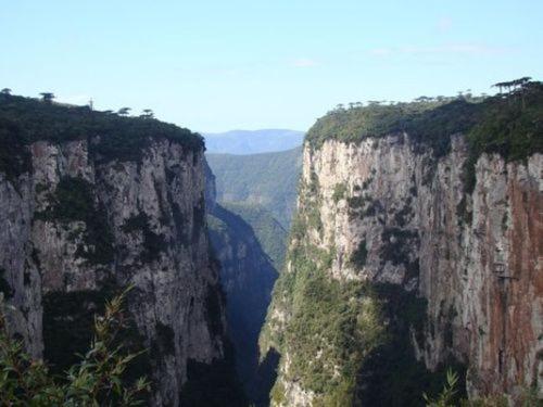 Roteiro Canyons do Brasil