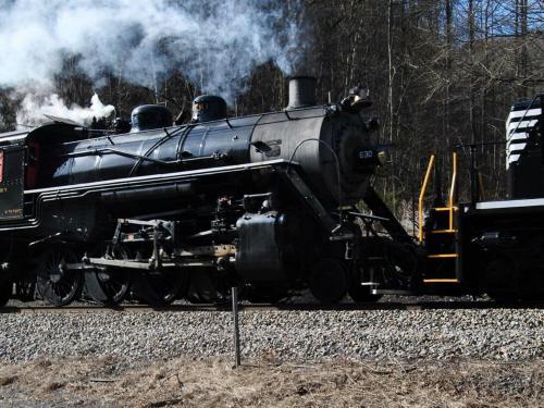 All Aboard! Railfanning at the Elkhorn Inn!